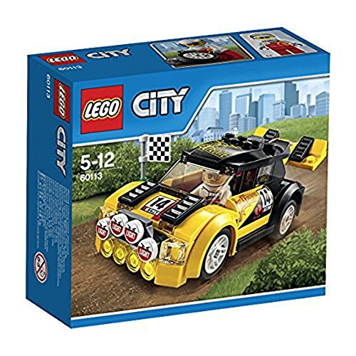 Lego- Technic Great Vehicles Auto da Rally, 60113