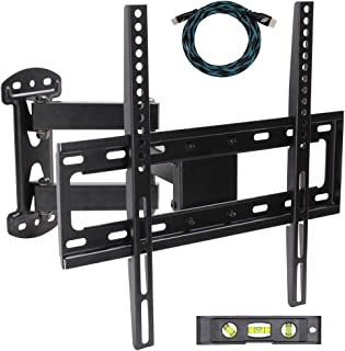 Ryehaliligear Full Motion TV Wall Mount Bracket for Most 20