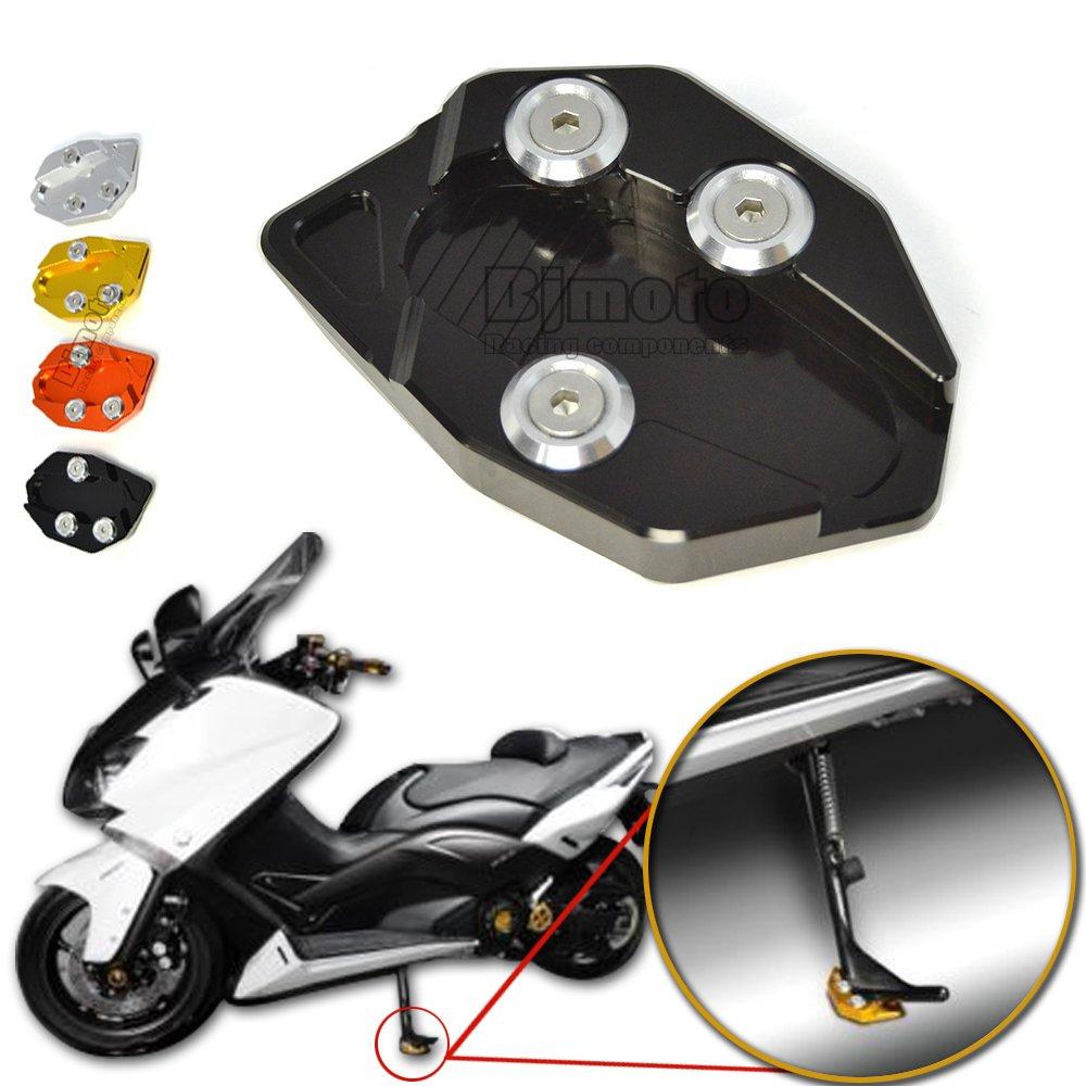 de la marca BJ Global Placa de extensi/ón para patilla de motocicletas Yamaha