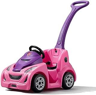 Step2 Push Around Buggy GT, Pink Push Car (Amazon Exclusive) (Renewed)