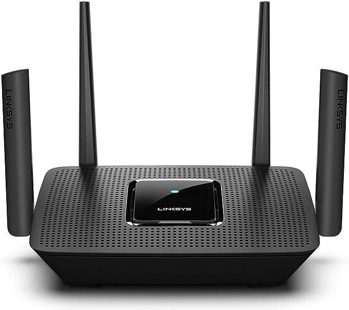 Linksys MR6350-EU - Router WiFi 5 de Doble Banda (AC1300, Compatible con el Sistema Velop WiFi para Todo el hogar, Controles parentales por la ...