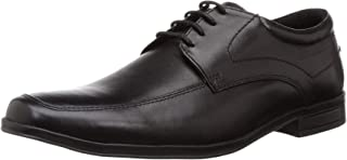 Hush Puppies Men's Morris Derby Leather Formal Shoes