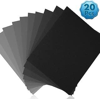 Best 6000 grit sandpaper Reviews