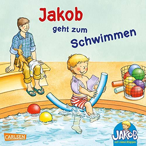 Jakob geht zum Schwimmen (Kleiner Jakob)