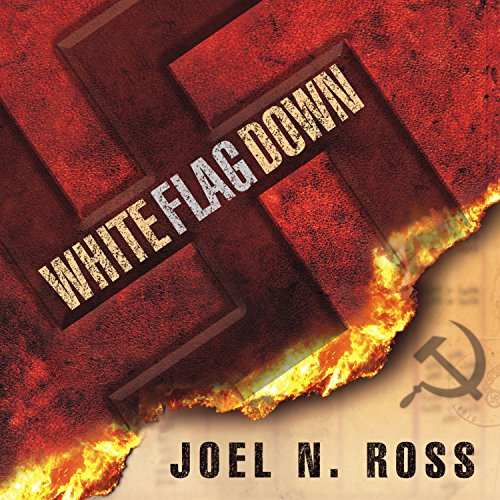 White Flag Down  audiobook cover art