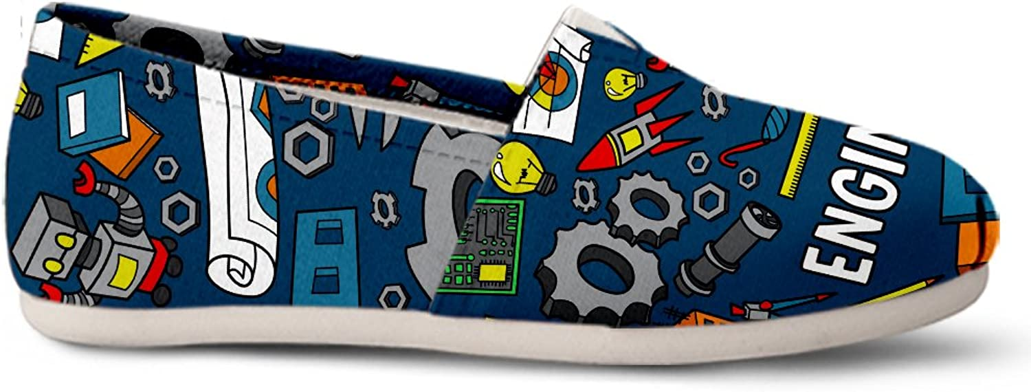 Gnarly Tees Engineering Casual shoes