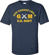 USS Nassau LHA-4 Rate GM Gunners Mate T-Shirt