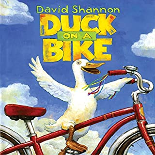 Duck on a Bike cover art