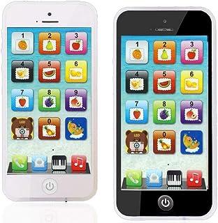 کودکان Yoyostore آموزش آموزش موبایل اسباب بازی موبایل رنگ سفید