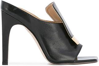 tienda en linea Sergio Sergio Sergio Rossi Mujer A77980MAGN051000 Negro Cuero Zapatos  barato y de alta calidad