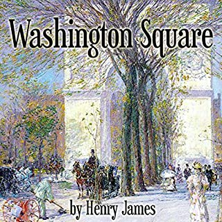 Washington Square audiobook cover art