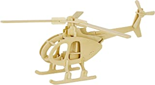 wooden helicopter models