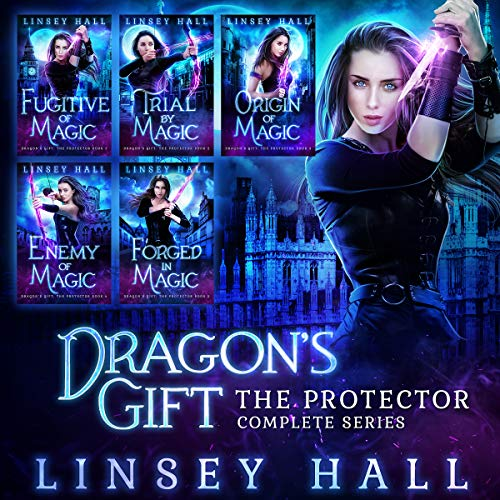 Dragon's Gift: The Protector Complete Series: Books 1 - 5 cover art