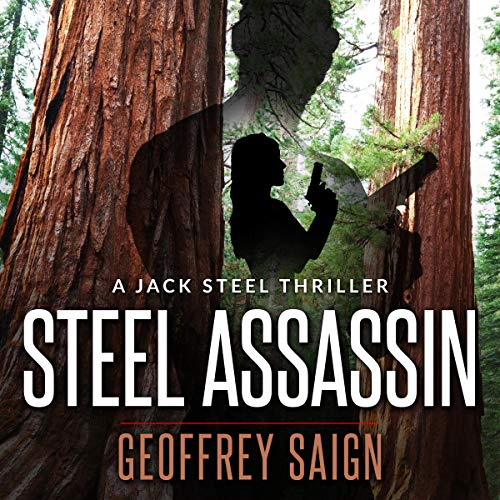 Steel Assassin audiobook cover art