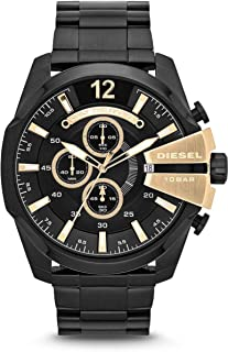 Diesel Casual Watch For Men Analog Stainless Steel - DZ4338