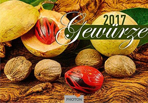 GEWÜRZE Kalender 2017