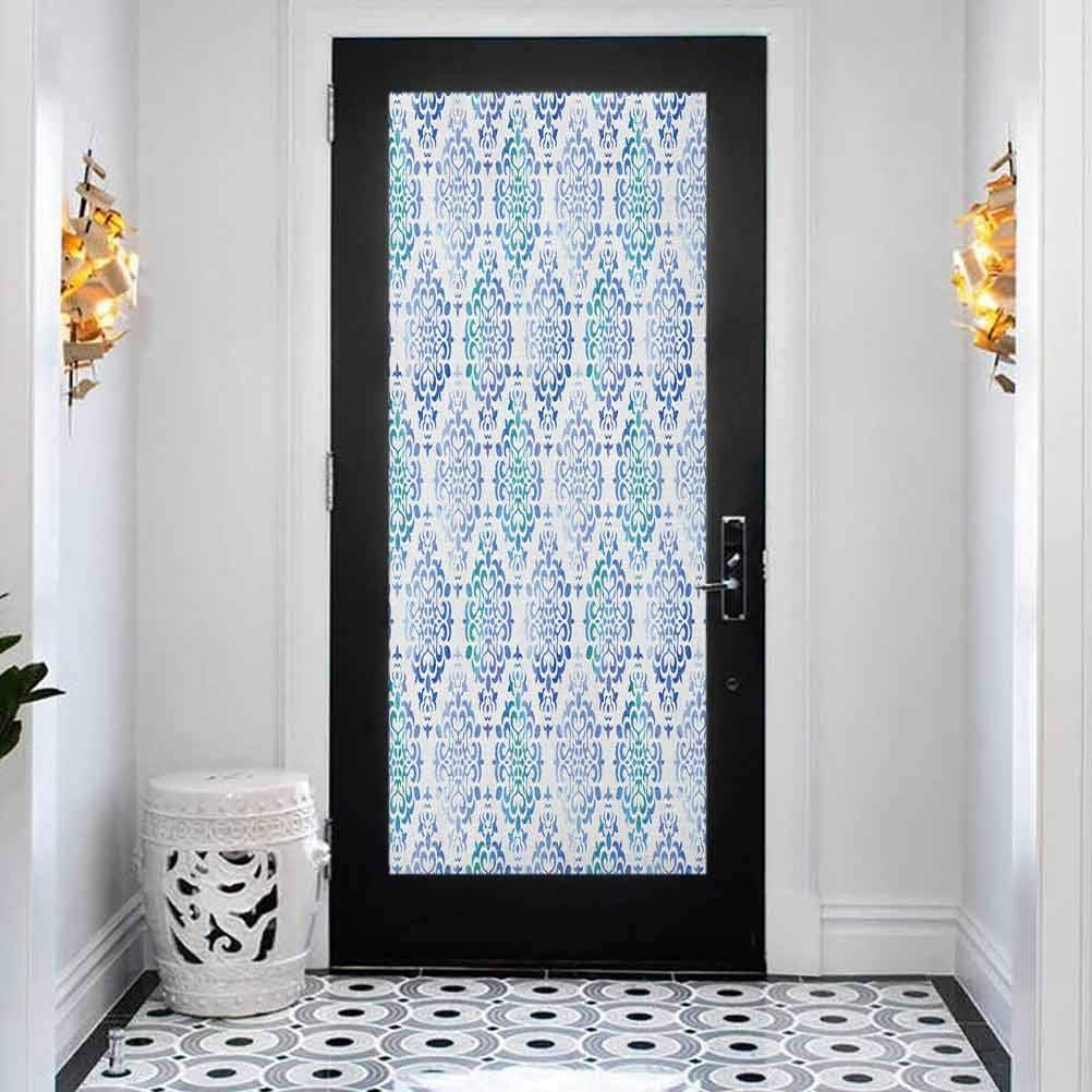 3D OFFicial mail order Door Mural Decals Wall Watercolor Murals Old Fashi NEW before selling Wallpaper