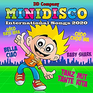 Mini Disco International Songs 2020
