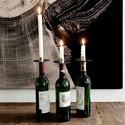 Unbekannt Odin Cappo Kerzenständer für Flaschen
