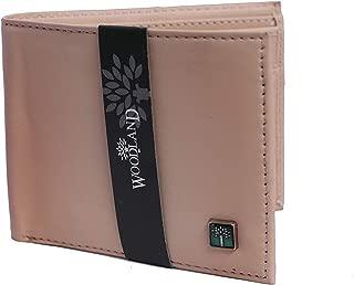 Woodland. Leather Formal Regular Men's Wallet (Off-White)