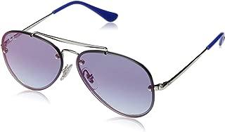Ray-Ban Junior RJ9548SN Blaze Aviator Kids Sunglasses
