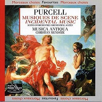 Purcell : Musiques de scène, Suites d'orchestre