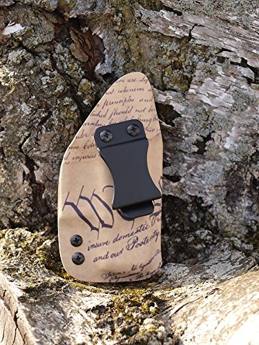 InvisiHolsters Kydex IWB Holster - Constitution - fits Taurus PT...