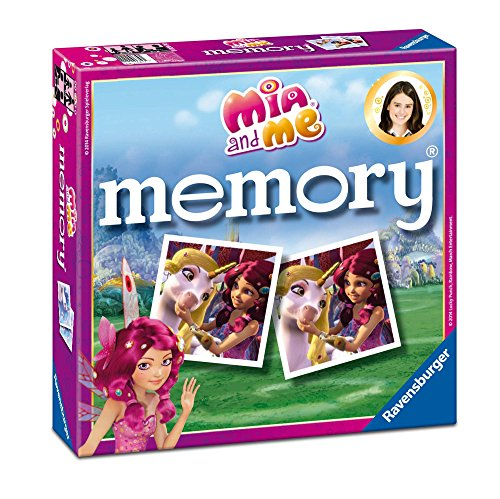 Ravensburger 21084 - Mia and Me memory