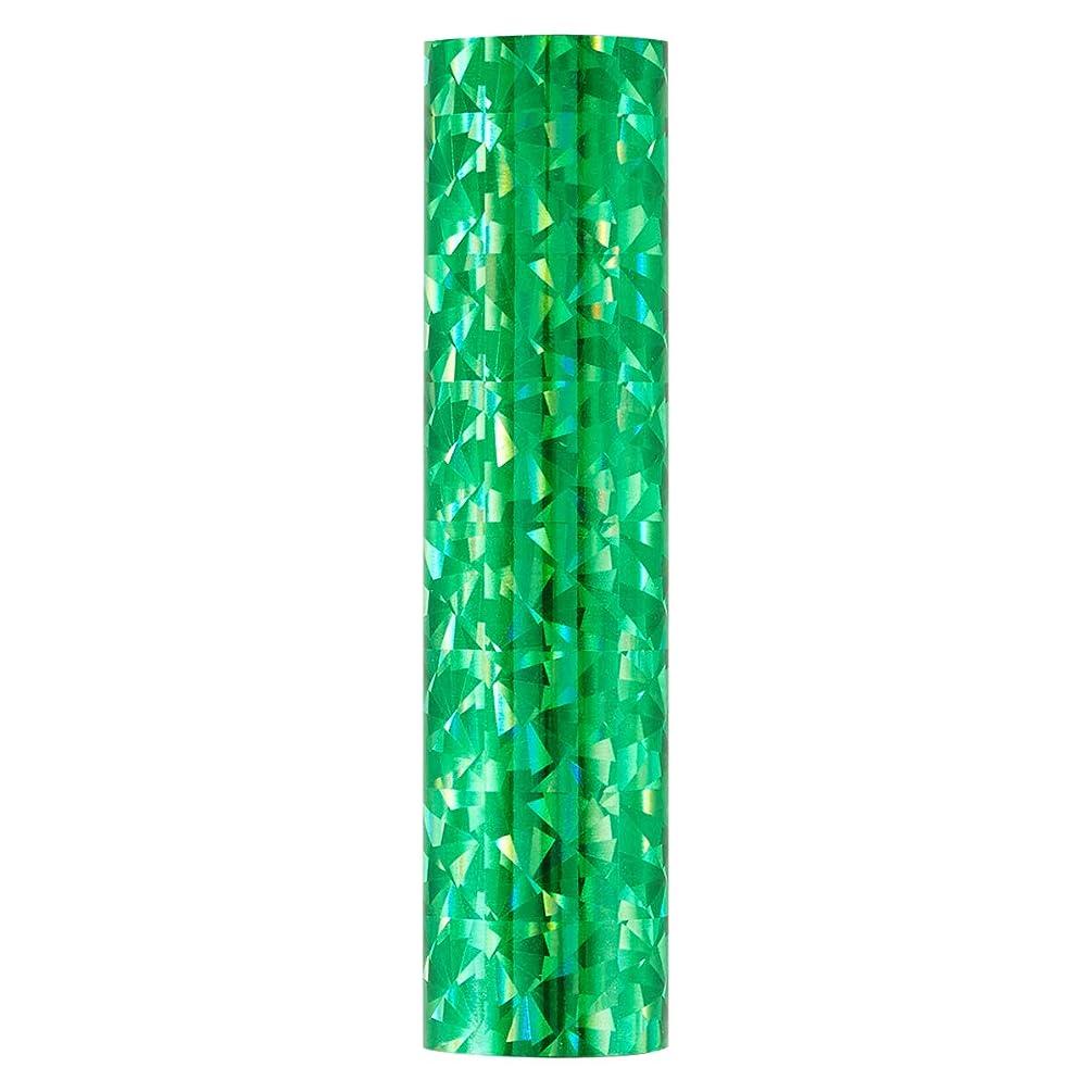 Spellbinders GLF-031 Hot Foil Roll Glimmer Emerald Facets