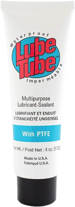 4oz Lube Tube - Pool Gasket Lubricant