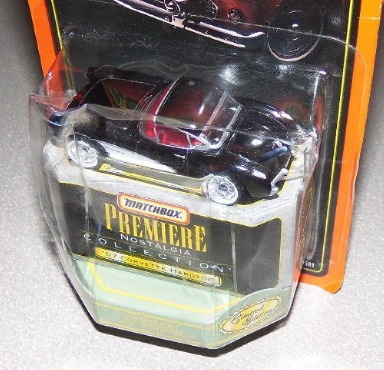 Matchbox Premiere Nostalgia Collection '57 Corvette Hardtop by Matchbox