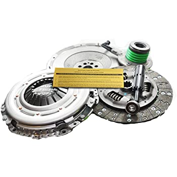 Amazon Com Valeo Hd Clutch Kit Flywheel Works With Chevy