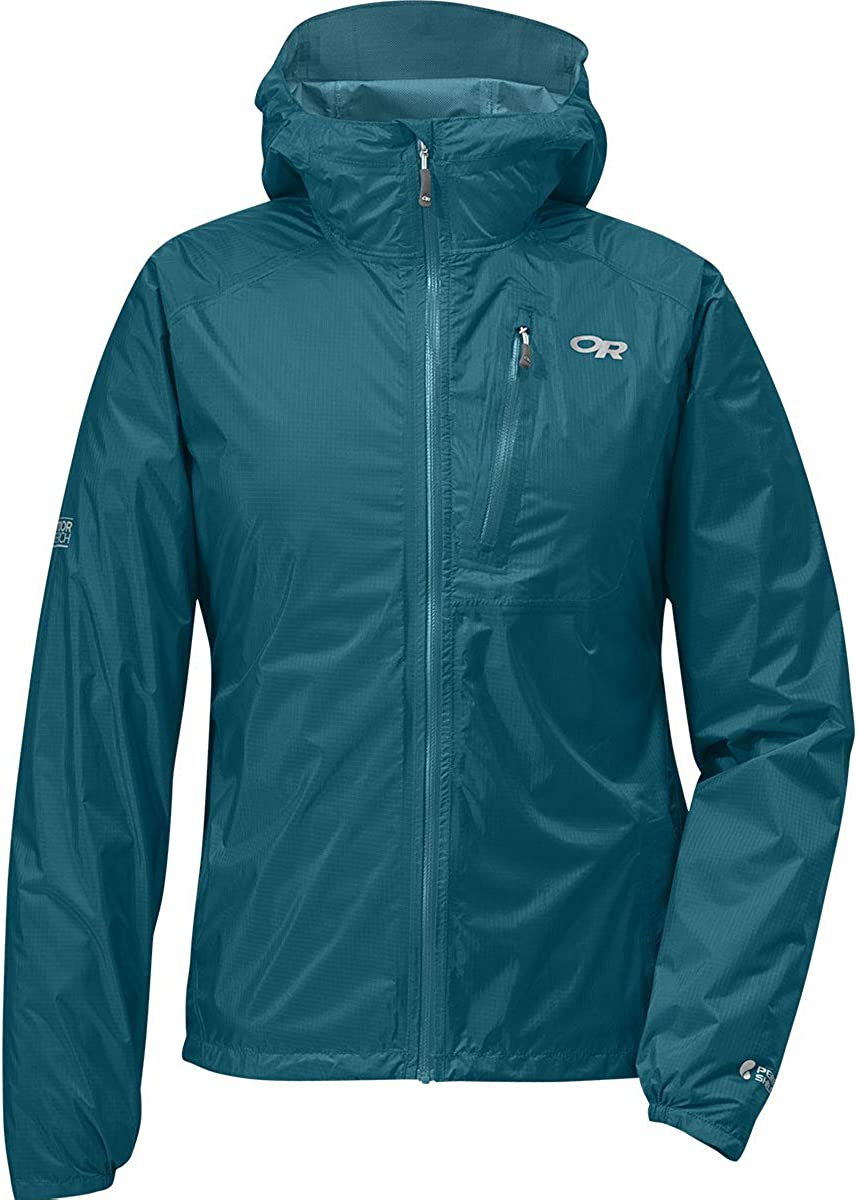 Outdoor Research Damen Helium II Jacke Washed Peacock