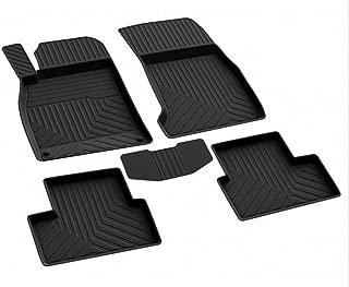 Pour Mercedes-Benz GLA-classe x156 à partir de 2015 Caoutchouc Tapis De Sol Haute 3d Habitacle