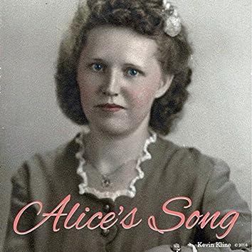Alice's Song (2005 Studio Version)