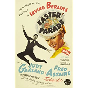 Easter Parade Movie Poster 24Inx36In #01