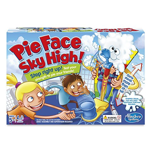 Hasbro-Spiel: Pie Face Sky High