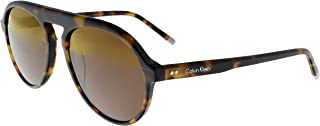 CK4350S 214 Tortoise Pilot Sunglasses for mens