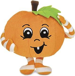 Bearington Carver کدو تنبل حیوانات پر شده هالووین ، 5 اینچ