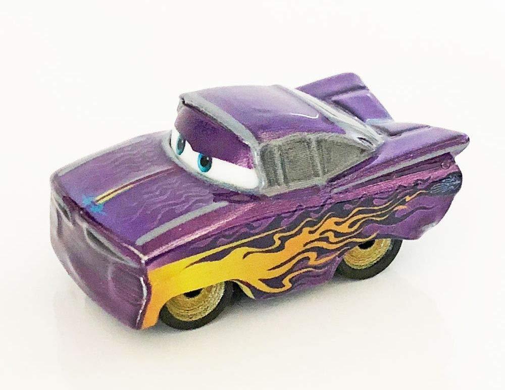 Disney Pixar Cars 3 - Mini Racers (Metallic Ramone): Amazon.es: Juguetes y juegos