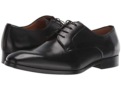 Steve Madden Parsens (Black Leather) Men