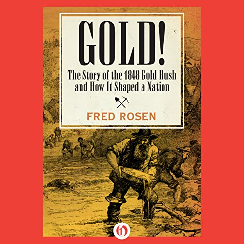 Gold! audiobook cover art