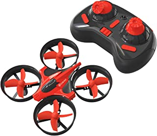 Mini Drone for Kids, EACHINE E010 2.4GHz 6-Axis Gyro Remote Control Best Quadcopter Nano Drone for Adults Beginners - Head...