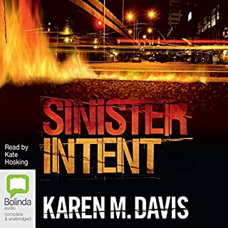 Sinister Intent cover art
