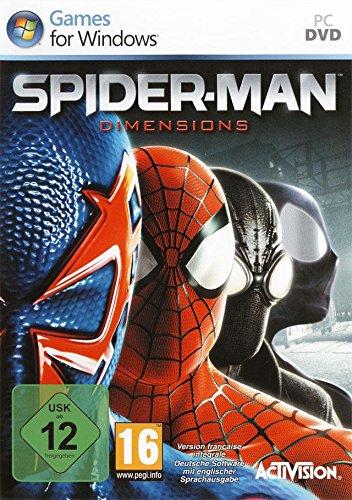 Spiderman Shattered Dimension [Importación francesa]