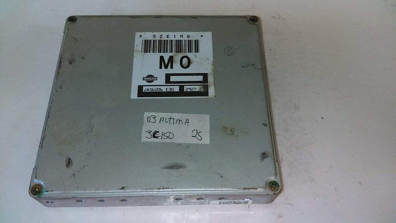 ECM fits 2003 Genuine Nissan Altima JA56U06 ecu computer E30 Inexpensive