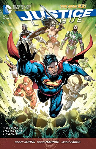 Justice League TP Vol 6 Injustice League (Justice League: the New 52)