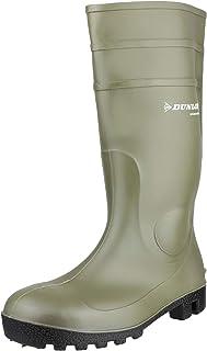 comprar comparacion Dunlop 142PP PROTOM. S5 Unisex adulto Caña media Botas de agua - hombre, Oliva / Verde, 47 EU