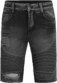 mxjeeio Shorts de Carga Bermudas Pantalones Cortos Deportivos Multibolsillos para Hombre S-XXL