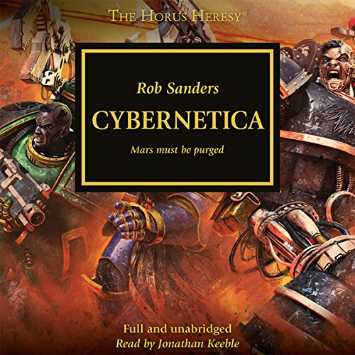 Cybernetica audiobook cover art